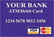 Debit Card Logo